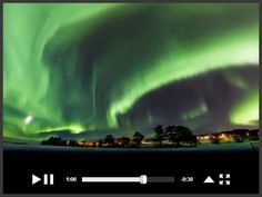 This is awesome. Astrophotographer Göran Strand took his 30 gigabytes of image data of the incredible aurora he shot on March 17 (which we shared here) and re-tooled everything to fit into an interactive virtual reality-type video where the viewer can move and pan around in any direction. You can watch below, or click here to see the full screen version and be transported to a small town in northern Sweden called Östersund.