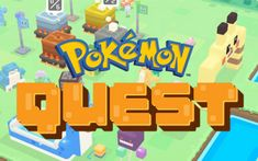 Everyone likes a good surprise!   Pokemon Quest iOS and Android Release Date Announced.  Check out 👇 Game Info and More http://www.mobilegamehunter.com/pokemon-quest-ios-android-release-date