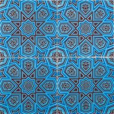 Set of 4 Terk Turkish Tiles