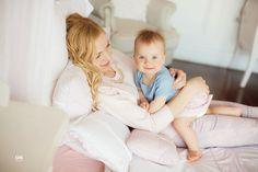 фотосессия малыша до года