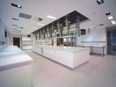 ANSTO Minerals 2012 Translational Research, Science Labs, Dental Laboratory, Modern Industrial, Modern Design, Workshop, University, Display, Interior Design