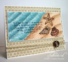 Beauty by the Sea Stamp Set - Sweet 'n Sassy Stamps