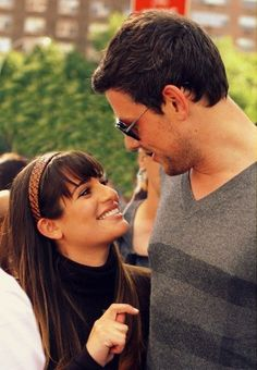 My all time fave monchele moment : She was tellin him to hold her purse ...so cuuuuute and he totally did.....so many feelshele <3 #monchele