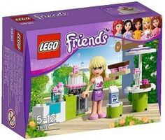 LEGO Friends - Mała kuchnia Stephanie #lego #friends