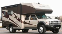 Host 270, 27' Super-C 4x4 with 2 slide-outs and one Bedroom