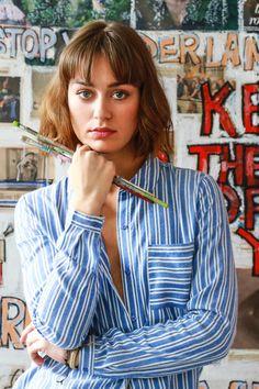 Stripes are always a good idea | Juttu #Juttu #lookbook #SS17 #fashion #women