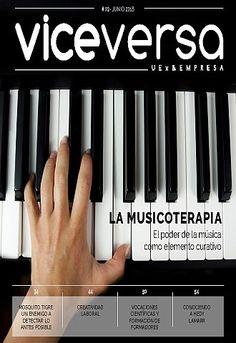 VICEVERSA. Revista de divulgación científica de la Universidad de Extremadura