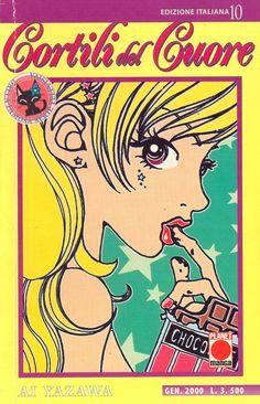 Yazawa Ai, Manga Anime, Anime Art, Paradise Kiss, Cover Up Tattoos, Cartoon Games, Manga Covers, Cd Cover, Transfer Paper