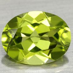 The birthstone for August, Peridot, is the only to be found on another planet (Mars) or in a meteorite.