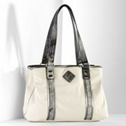 Simply Vera Handbags At Kohl S The Full Line Of Including This Snakeskin Satchel