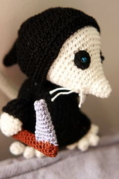 The Death of Rats (Discworld) (no pattern)
