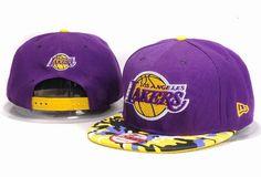 2013 NBA Los Angeles Lakers Snapback Hats