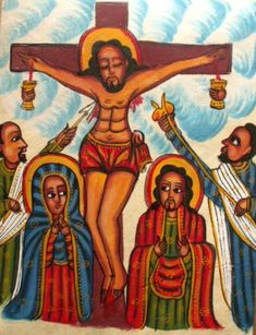 ethiopian orthodox art   Ethiopian icons   Sacred Art Pilgrim Collection: Schools of Art ...