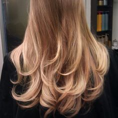 #ShareIG Gold blond ombre by Guy Tang #guy_tang #guytanghair #guytang #ombrehair #ombre