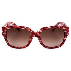 Red Accessories, Sunglasses Accessories, Dior Sunglasses, Sunglasses Women, Solar Filter, Nice Glasses, Krystal, Best Brand, Alexander Mcqueen