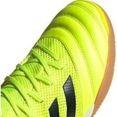 Adidas Herren Fussballschuhe Copa 19.3 In Sala Größe 42 In Syello/cblack/syello Größe 42 In Syello Muster Freie Strickmuster