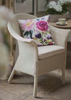 Lloyd loom chair £195