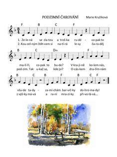 Kids Songs, Sheet Music, English, Teaching, Education, Musica, Nursery Songs, English Language, Onderwijs
