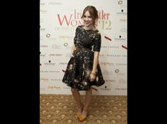 Angela Scanlon, Tatler Woman of The Year, MSGN, Style