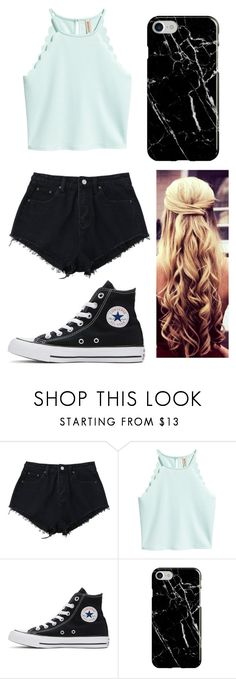 """""""Sidemen Preferences(JJ) First Date and Outfit"""" by mannyminter ❤ liked on Polyvore featuring Converse and Recover"""