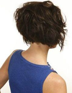 Kurze haare locken pinterest