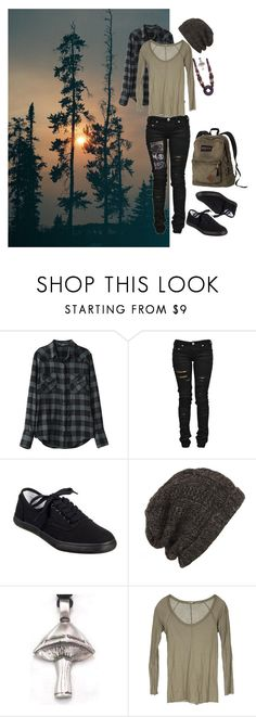 """""""storm"""" by savemefrommyhumanity ❤ liked on Polyvore featuring Denim of Virtue, Mossimo, AllSaints, Graumann and Levi's"""