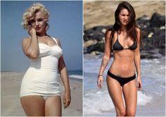 Marilyn Monroe Cuerpo, Marilyn Monroe Body, Marilyn Monroe Swimsuit, Marilyn Monroe Fotos, Beach Bun, Ballet Body, Artists And Models, Norma Jeane, Hollywood Celebrities