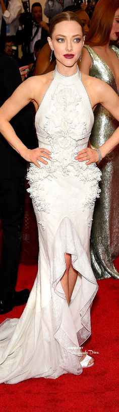 Amanda Seyfried in Givenchy Haute Couture  ♔ Très Haute Diva ♔