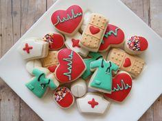 Nurse Cookies 24 Two Dozen