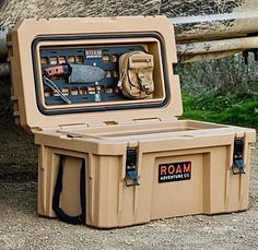 shares a picture of their rugged case decked out with one of our RMPs installed in the case lid for optimal organization. Camping Survival, Survival Gear, Camping Gear, Survival Skills, Outdoor Camping, Tactical Truck, Tactical Gear, Overland Gear, Weapon Of Mass Destruction