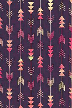 Imagen de arrow and wallpaper