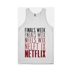 Finals Week ($24) via Polyvore