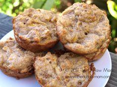 {Bake} Weetabix Banana Muffins