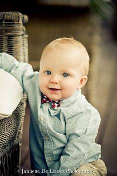 Baby Boy Photograph   JANNETTE DE LLANOS PHOTOGRAPHY -