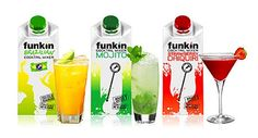 We have tons of cocktails for you to try. Strawberry Daiquri maybe? Mojito? Pina Colada? Honey Nut?
