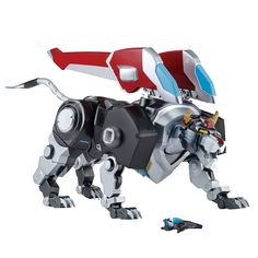 Playmates Voltron Legendary Defender 5.5 inch Action Figure - Black Lion