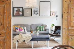 瑞典復古簡約風公寓 - DECOmyplace
