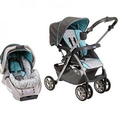 Graco Alano Flip It Travel System - Circa - Travel Systems - Strollers