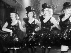 Vintage tips: Life, style and fashion          • you must all watch this movie • 1940s • dorothy arzner • dance girl dance • lucille ball • mary carlisle • rko • glamour • retro • nostalgia • dance • garters • sparkly • gif • my gif • vintage • vintage gif • classic film • old movies • classic movies • movies            — nitratediva:   From Dorothy Arzner's Dance, Girl,...