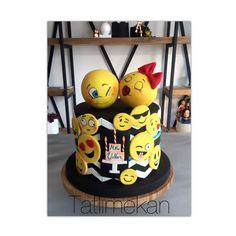Emoji ,Emoji Cake