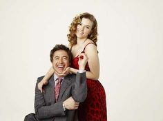 Robert and Scarlett