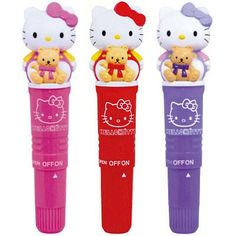 Hello Kitty Vibrating Shoulder Massager.  Wait... U know what? Nevermind LoL