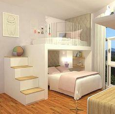 """Les Plus Beaux Intérieurs on Instagram: """"Comment trouvez-vous cette chambre ? 😘 . Abonnez-vous : @LesPlusBeauxInterieurs . #bedroom #interiordesign #interior #homedecor…"""""""