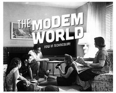 Each week Joshua Fruhlinger contributes This is the Modem World, a column dedicated to exploring the culture of consumer technology.