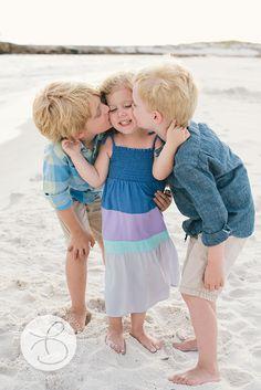 Sweet Summertime {Mexico Beach Family Photographer} » Tonya Douglas Photography