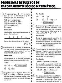 Problemas de Razonamiento Lógico Matemático - Preguntas de E xamenes de Admisi ón a la Universidad. Problema 01 En la gráfica adjunta,...