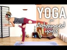 Yoga For Core Strength - 20 Minute Ab & Lower Back Strengthening Flow - YouTube