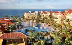 Bahía Principe Costa Adeje, Costa Adeje, Tenerife, Canary Islands #WedWithTed @tedbaker