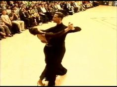 Standard Tango BlackPool 2008 Mirko Gozzoli & Alessia Betti