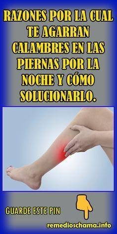 RAZONES POR LA CUAL TE AGARRAN CALAMBRES EN LAS PIERNAS POR LA NOCHE Y CÓMO SOLUCIONARLO. #calambres #piernas #salud
